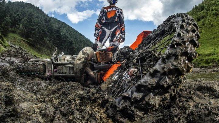 Algunas de las mejores motos para enduro.