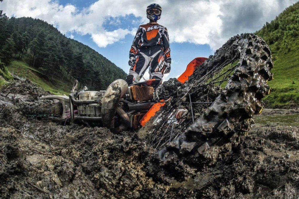 Some of the best enduro bikes.