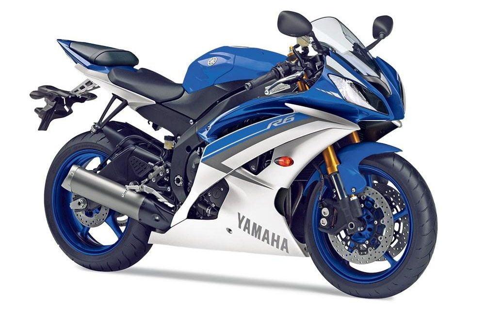 Yamaha YZF-R6 alta ciclindrada ficha