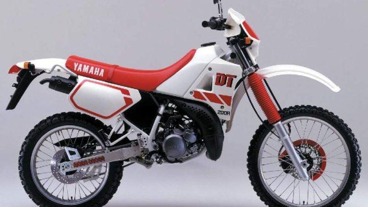 Historia de la DT 200R.