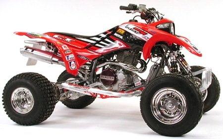 TRX 400EX  (2004)