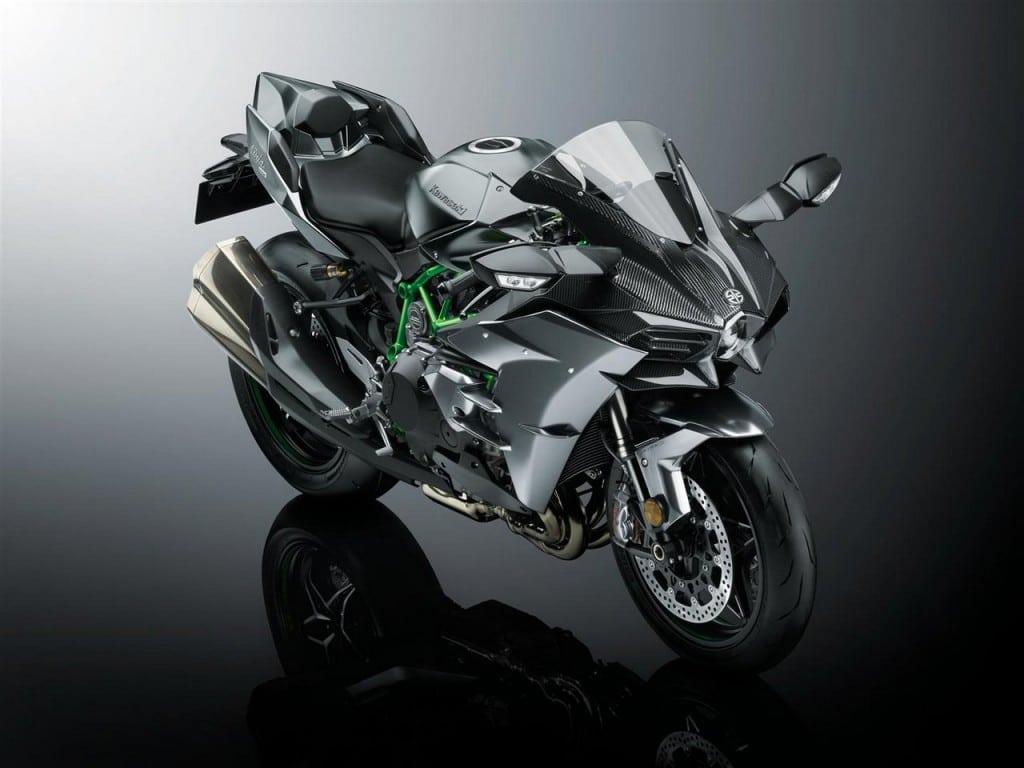 Kawasaki Ninja H2 Carbon 2017, Edición Limitada.