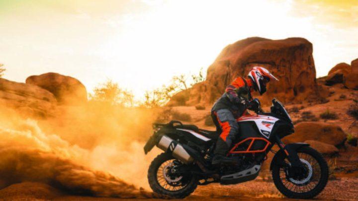 KTM se actualiza con su linea de adventure y super adventure.