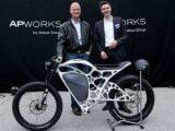 la primera motocicleta impresa en 3D