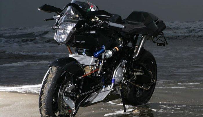 Las 10 motos más caras del mundo.