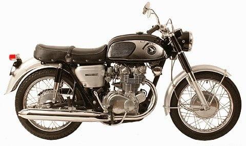 Motocicletas Honda 300 millones