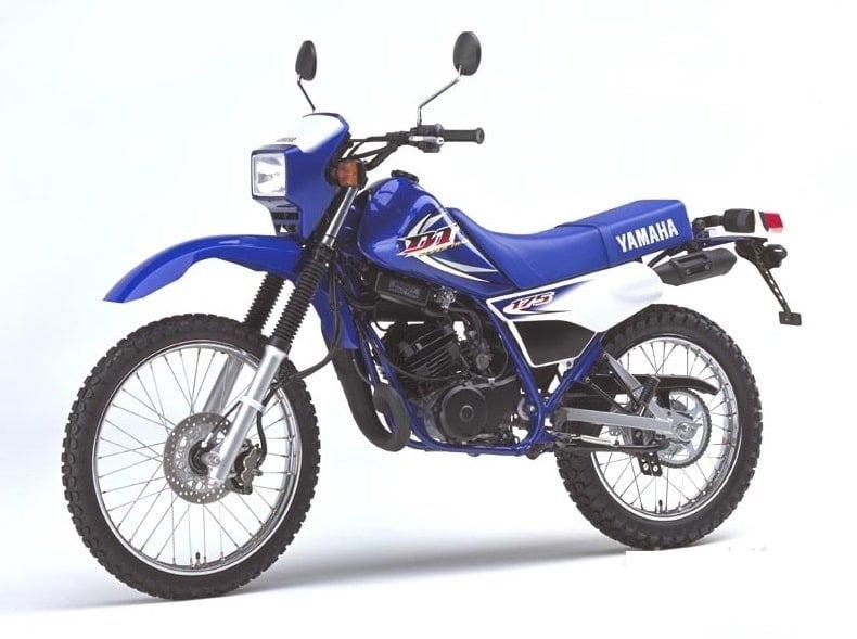Ficha Técnica Yamaha DT175