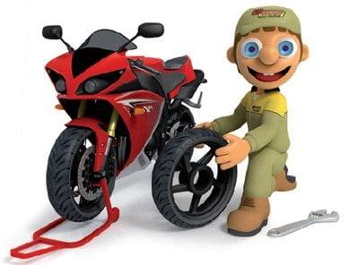 Cinco puntos a revisar en tu motocicleta