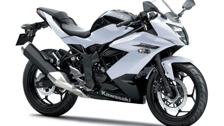 Ficha técnica Kawasaki Ninja 250SL