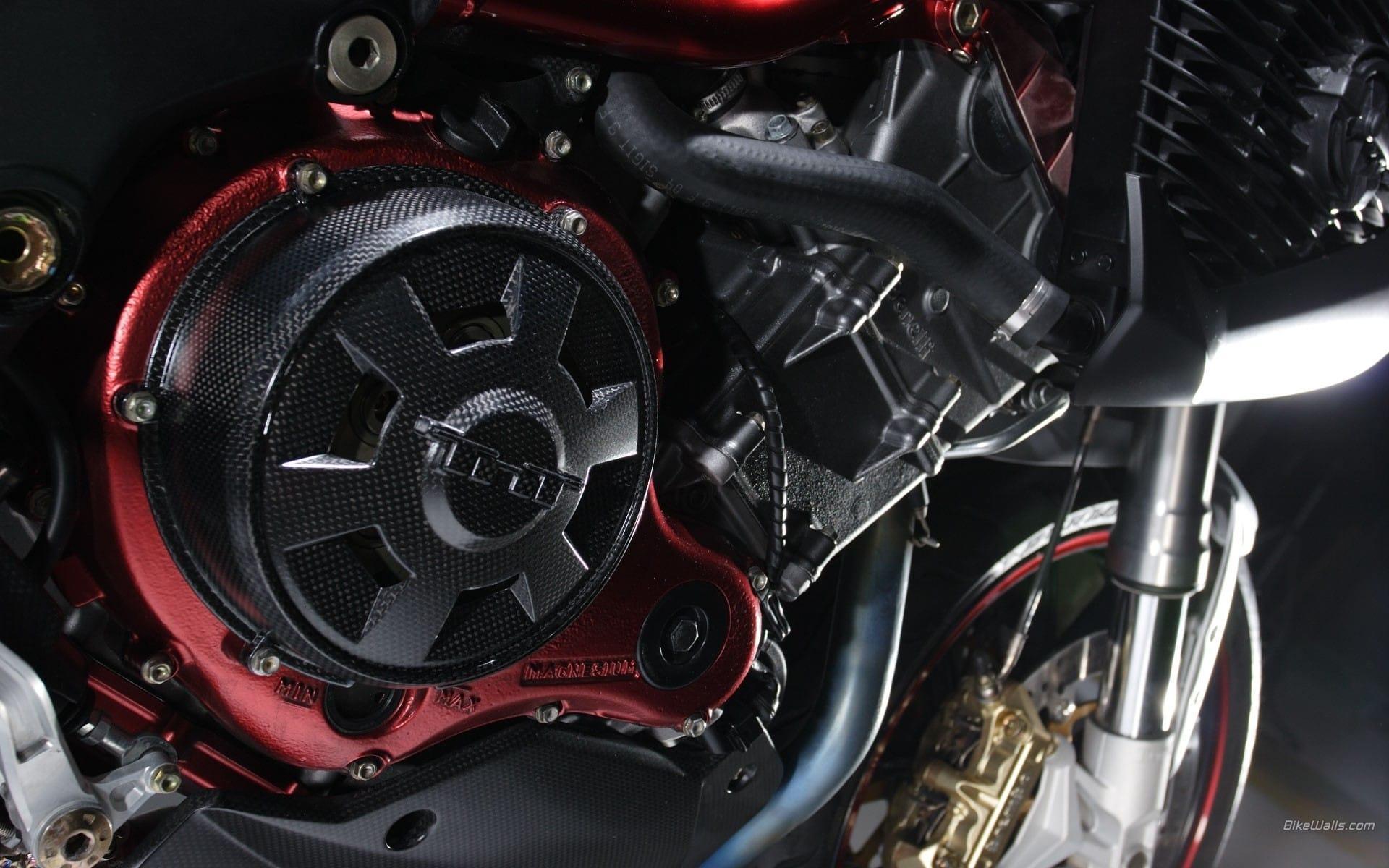 Tipos de motores de motocicletas