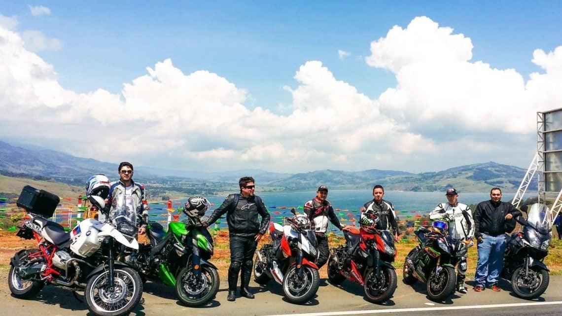 Clubs de motos a lo tico