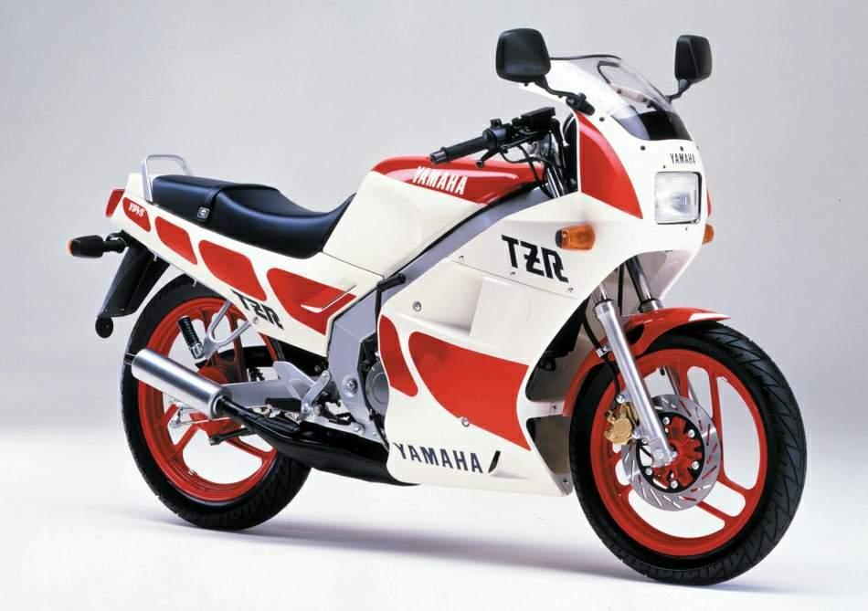 Yamaha TZR 80 fr