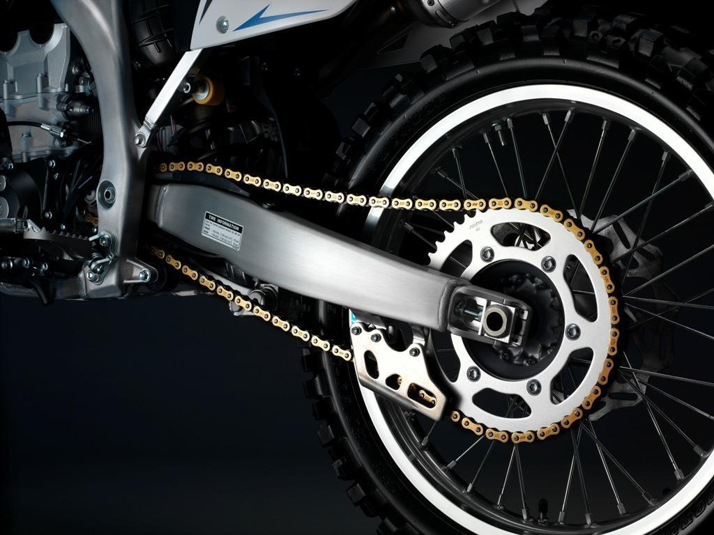 Tipos de cadenas de motocicletas