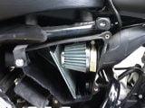 ¿Qué pasa cuando se obstruyen los filtros de aire en las motos?