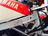 Cómo leer el número VIN de una motocicleta