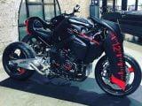 ¿Tempus Fury, la primera moto de la nueva era?
