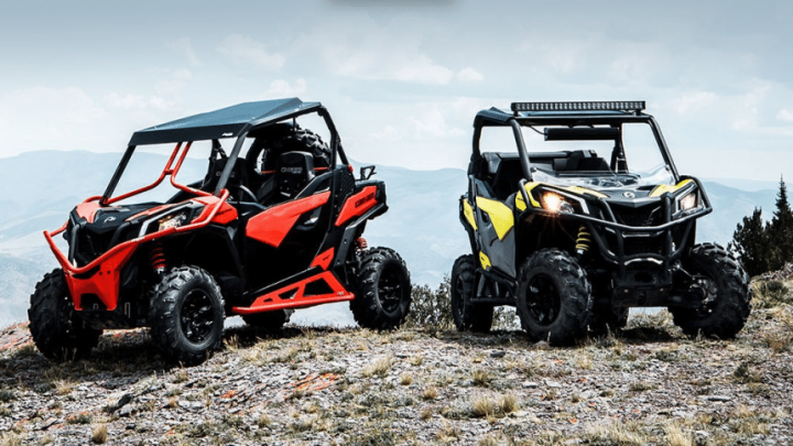 CAN-AM REVELA SUS NUEVOS SIDE-BY-SIDE 2018