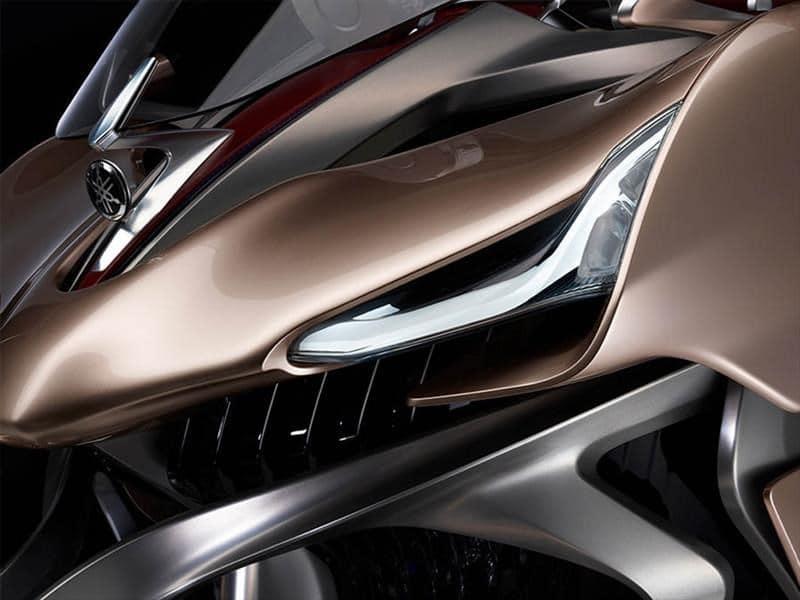 La innovación de Yamaha el MWC-4.
