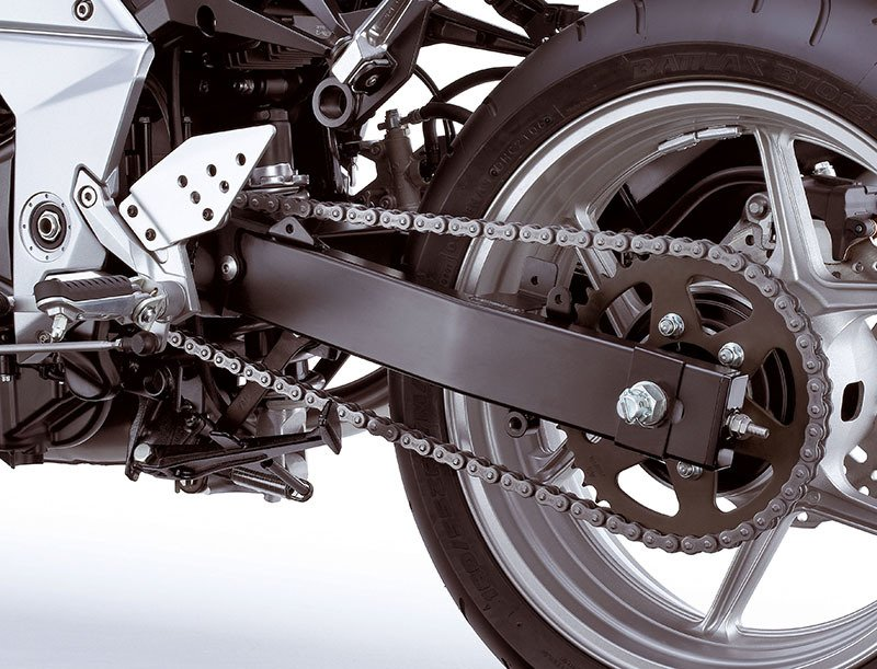 ¿Como engrasar  y tensar  la cadena de la moto?