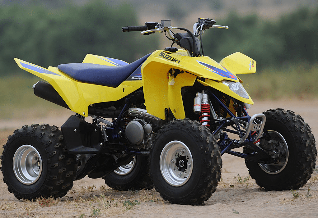 Ficha técnica Suzuki LTZ 400