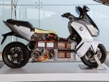 La moto reciclable de BMW