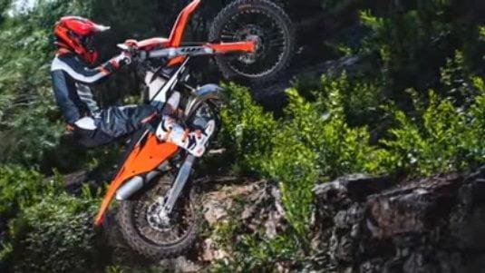 Enduro KTM EXC 2017 ficha tecnica