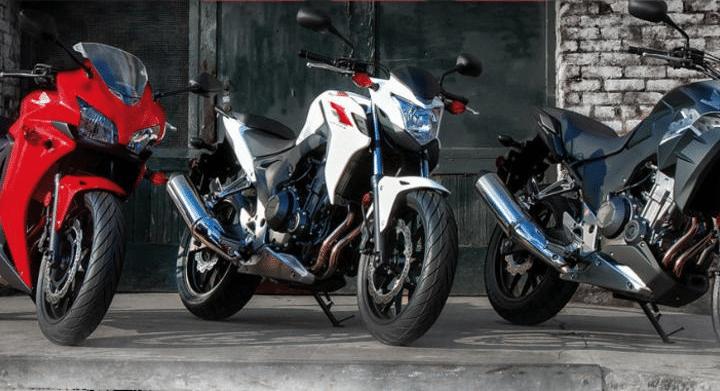 Tipos de aceite para las motos Honda
