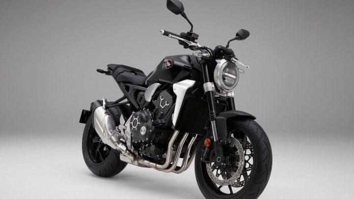 Ficha técnica Honda CB1000R 2018