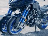 Ficha técnica Yamaha Niken 2018