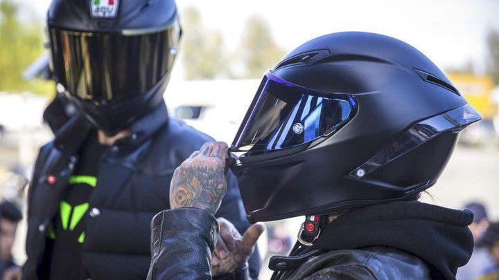 Protección según el casco.