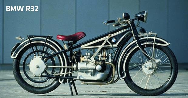 La Historia de las Motos BMW.