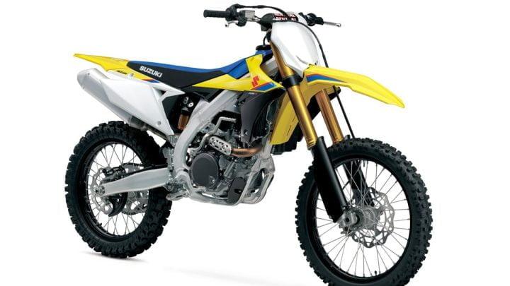 Nueva Suzuki RM-Z450 2019