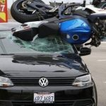 Accidentes en moto, es nuestra culpa?