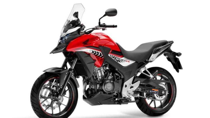 Ficha técnica Honda CB500X