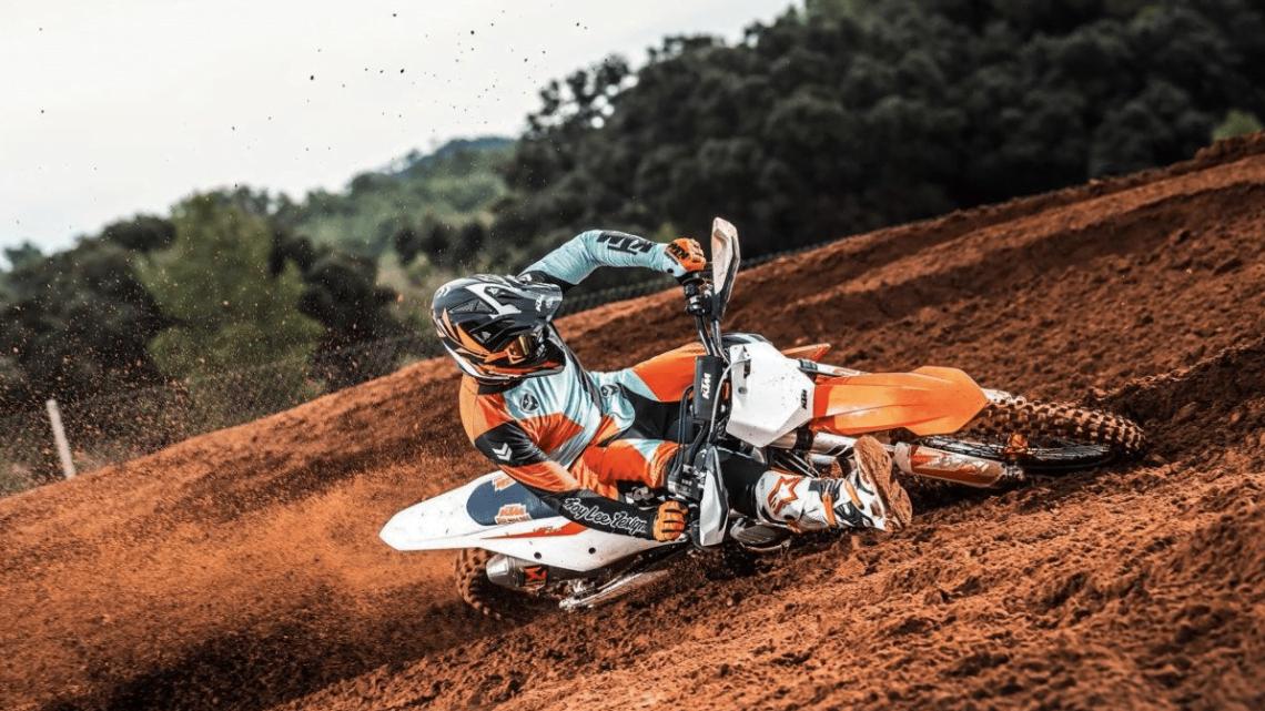 La Nueva KTM 450 SX-F 2019