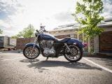 Ficha técnica Harley-Davidson Sportster Superlow