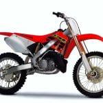 Consejos para la CR 250 2000