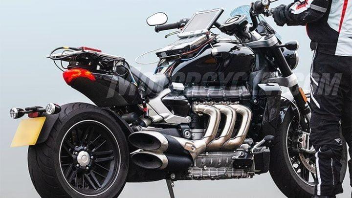 Triumph Rocket III 2020