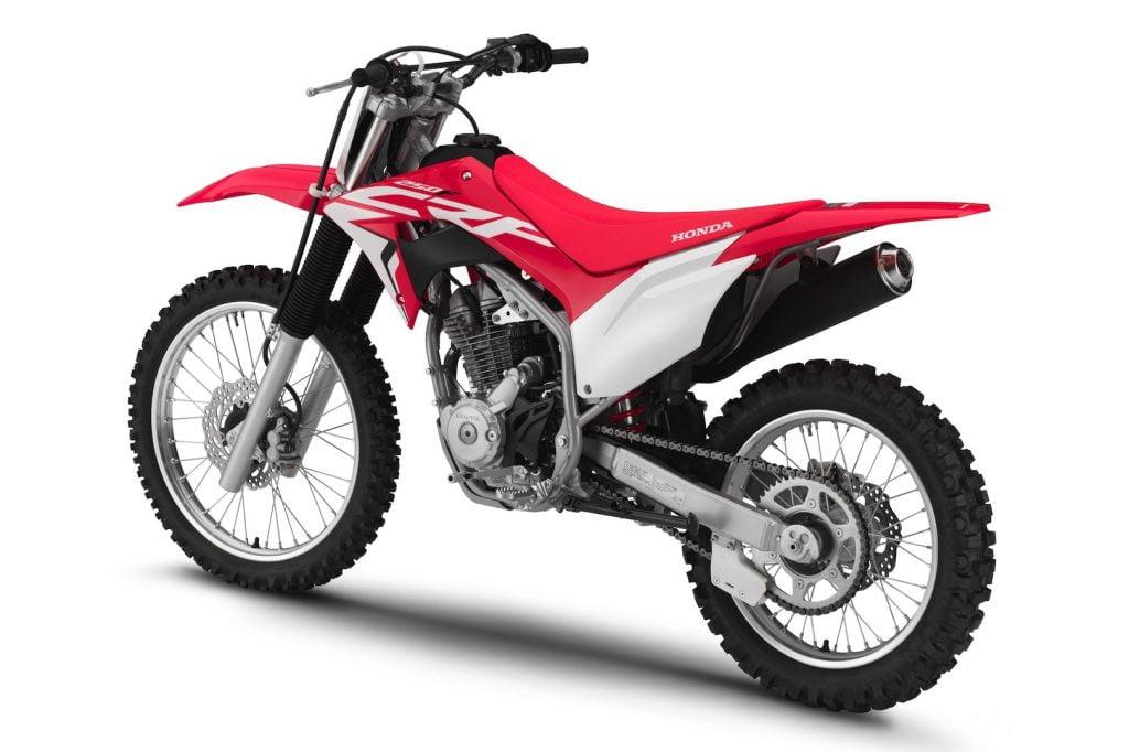 هوندا crf250
