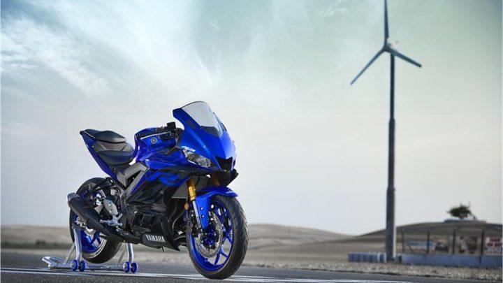 Yamaha YZF-R3 se actualiza para 2019