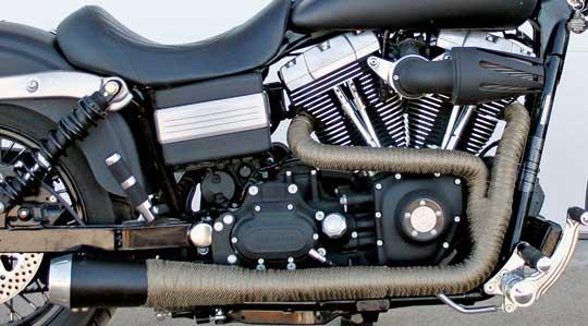 mufla de moto
