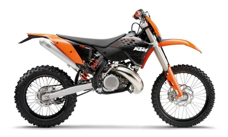 Ficha técnica KTM 300 EXC