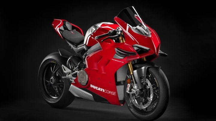 Ficha Técnica Ducati Panigale V4 R 2019.