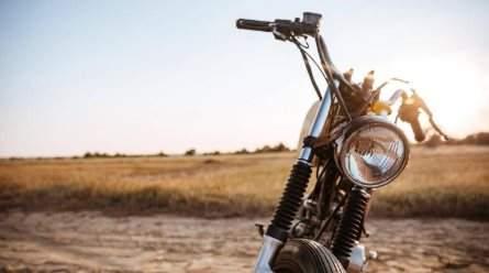 Un nuevo estudio revela que conducir una moto disminuye el estrés