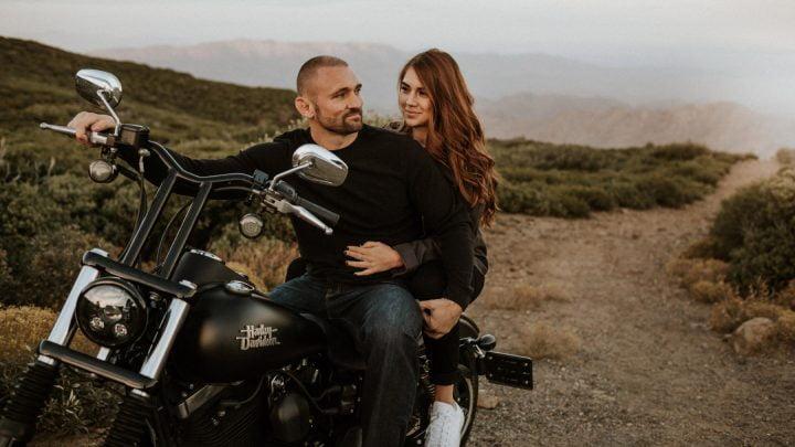 5 motocicletas que son increíbles para parejas