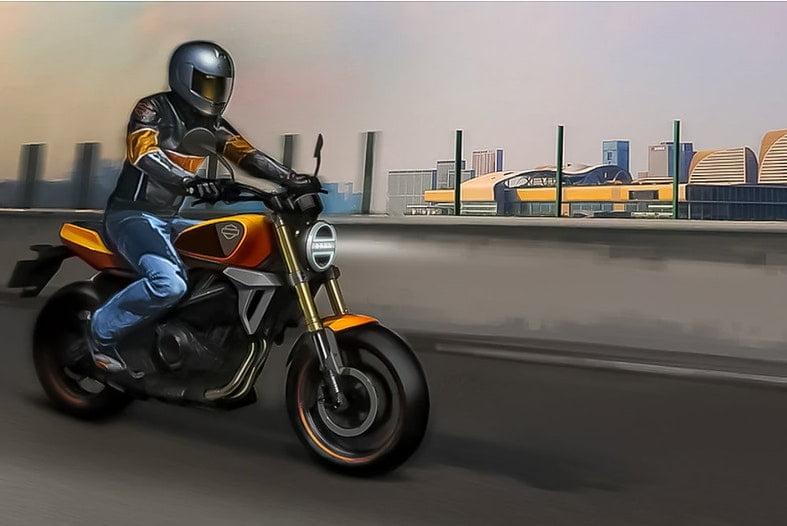 Harley-Qianjiang