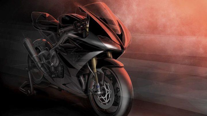 Triumph lanzará el modelo Daytona Moto2 765