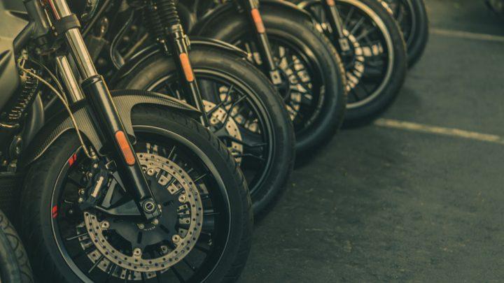 Bajo presión – Neumáticos de Motos