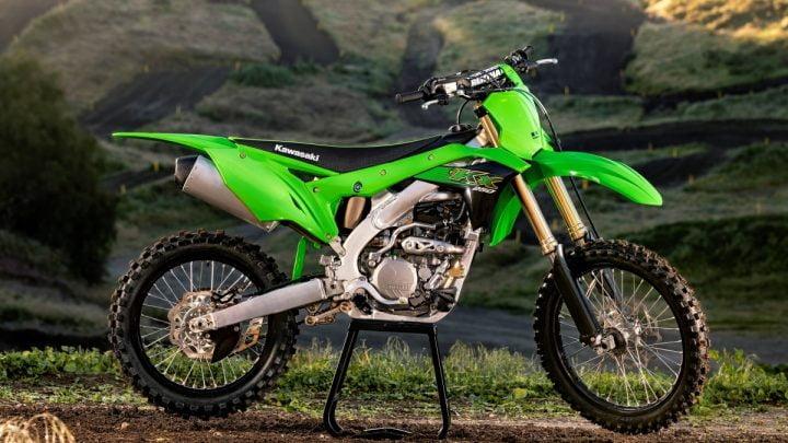 Ficha técnica Kawasaki KX250 2020
