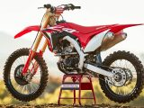 HONDA CRF250R 2020 - 12 Datos importantes